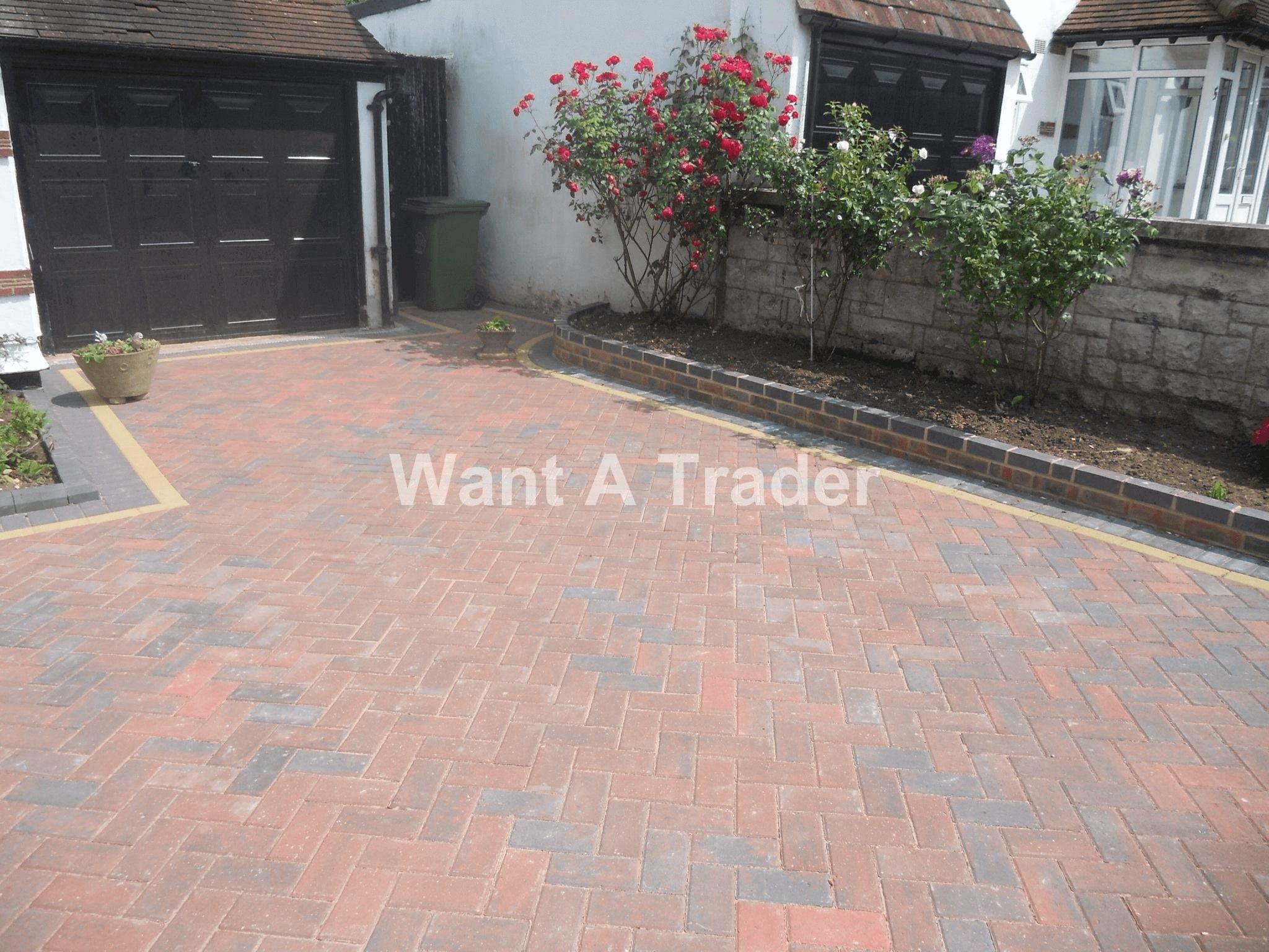 Driveway Block Paving Contractor Croydon CR0