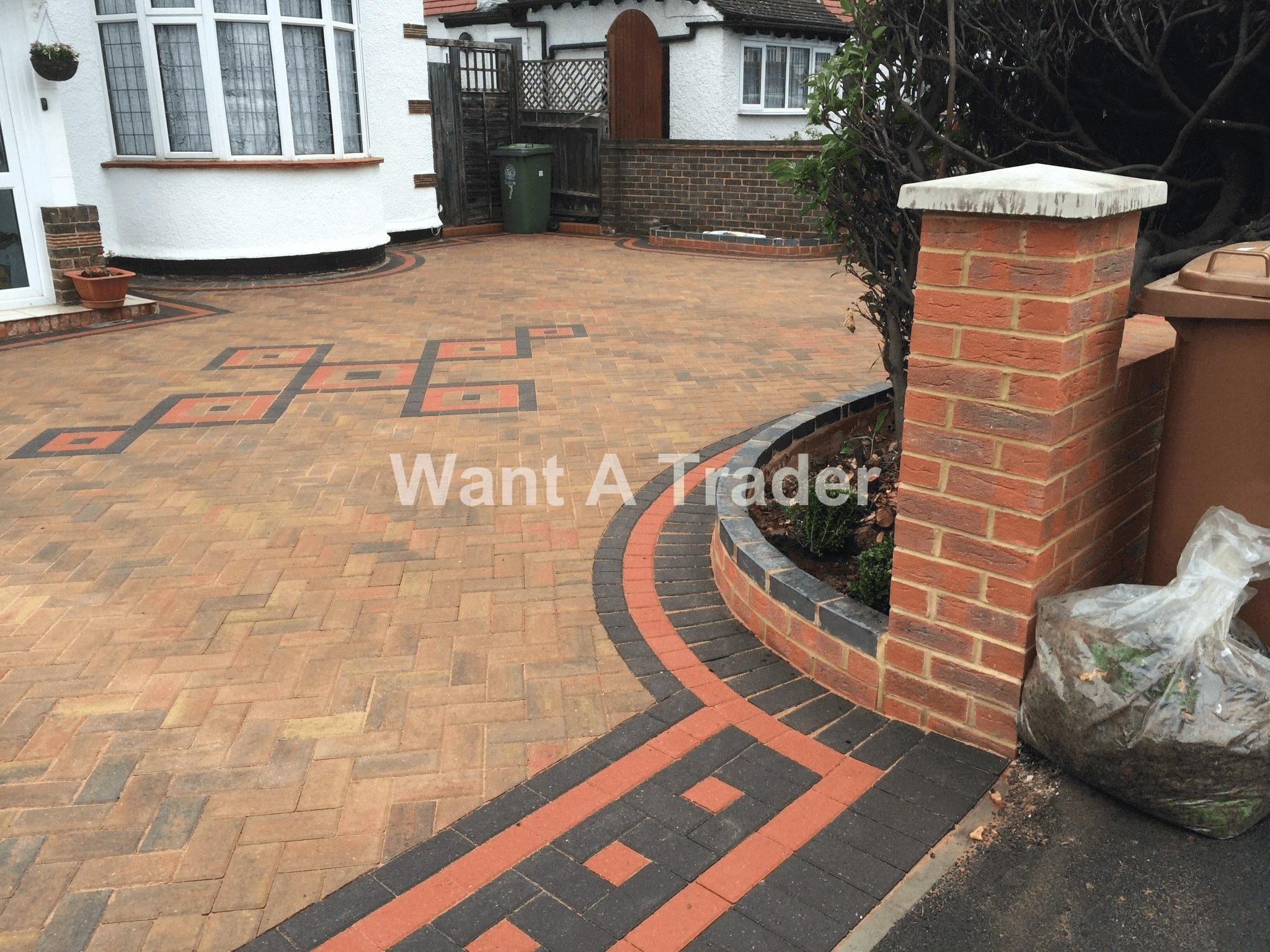 Driveway Block Paving Croydon CR0