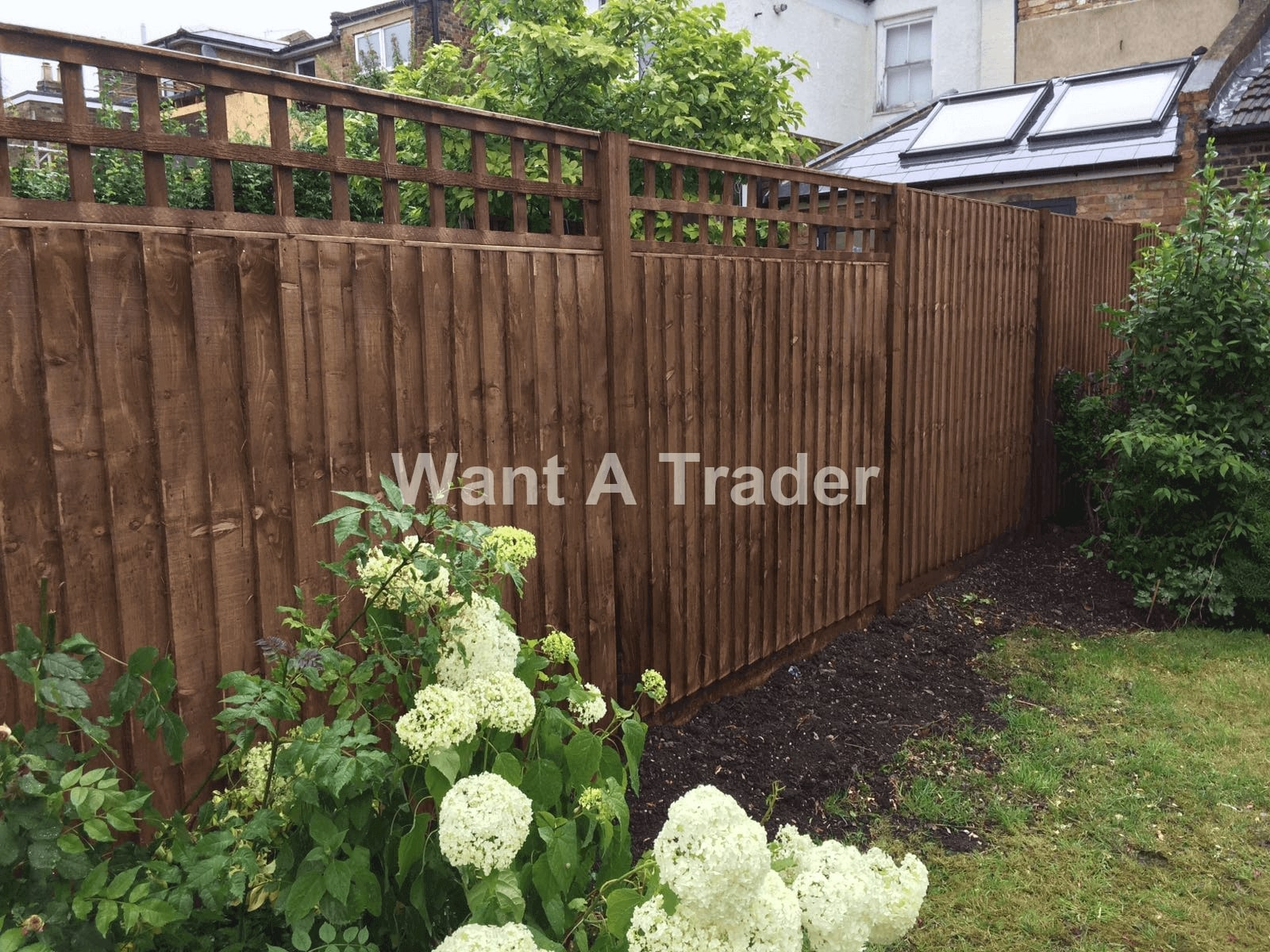 Garden Fence Builder Croydon CR0