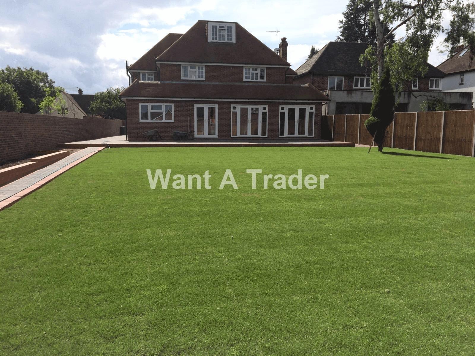 Garden Design and Installation Company Croydon CR0