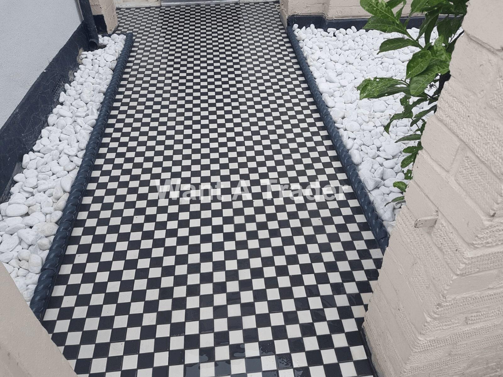 Garden Tiling Company Croydon CR0