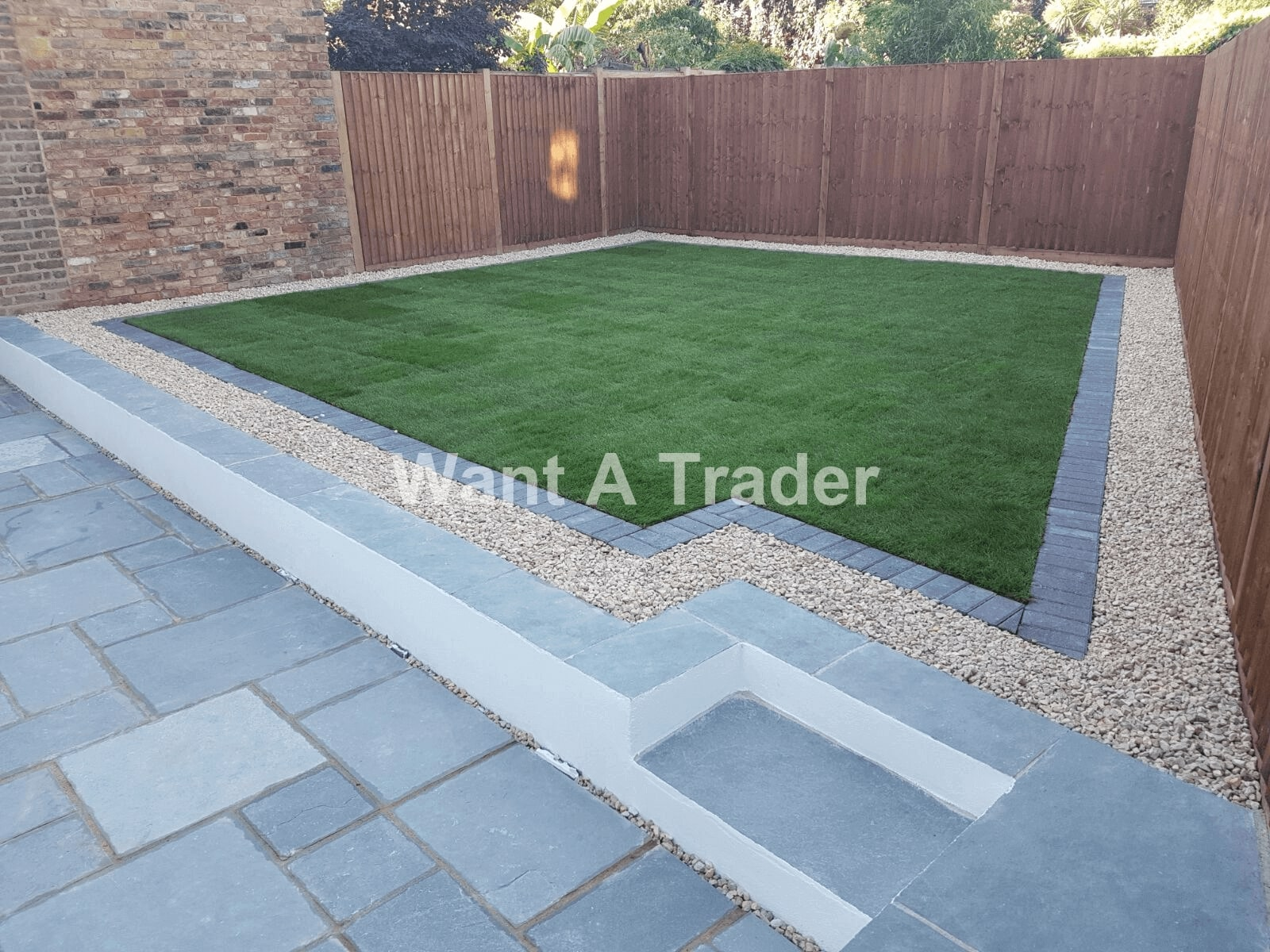 Garden Lawns And Turfing Contractor Croydon CR0