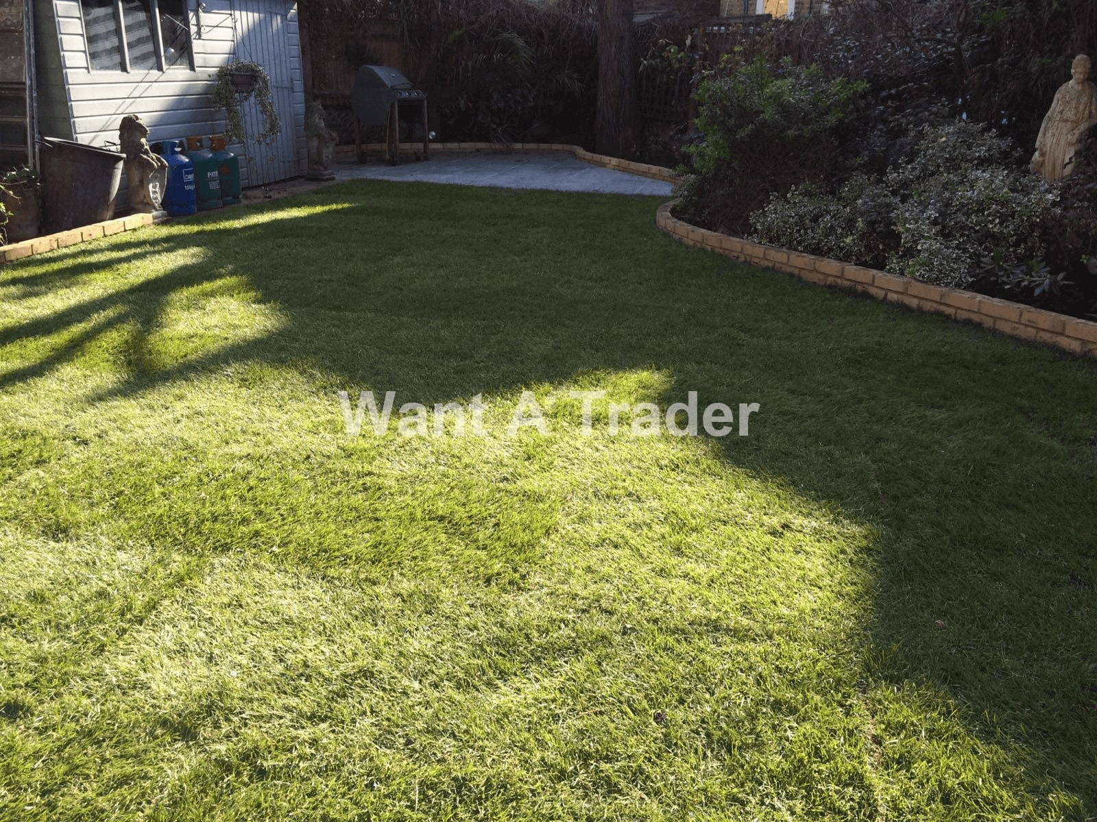 Garden Lawns And Turfing Croydon CR0