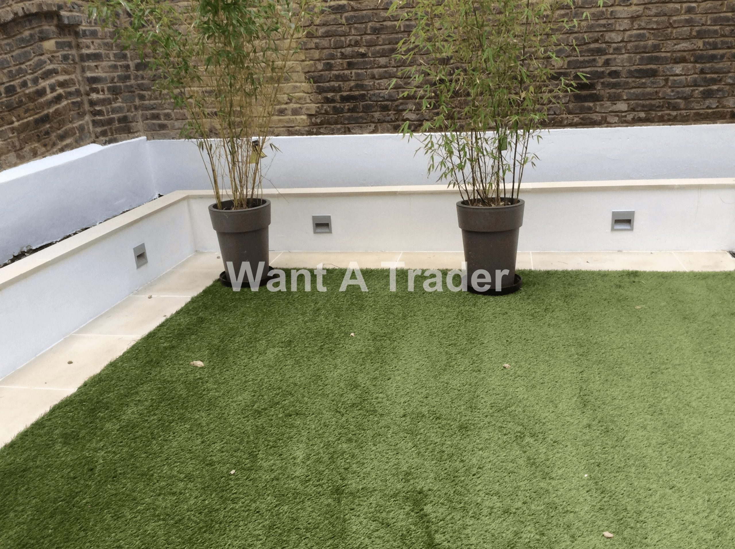 Garden Artificial Turfing Contractor Croydon CR0