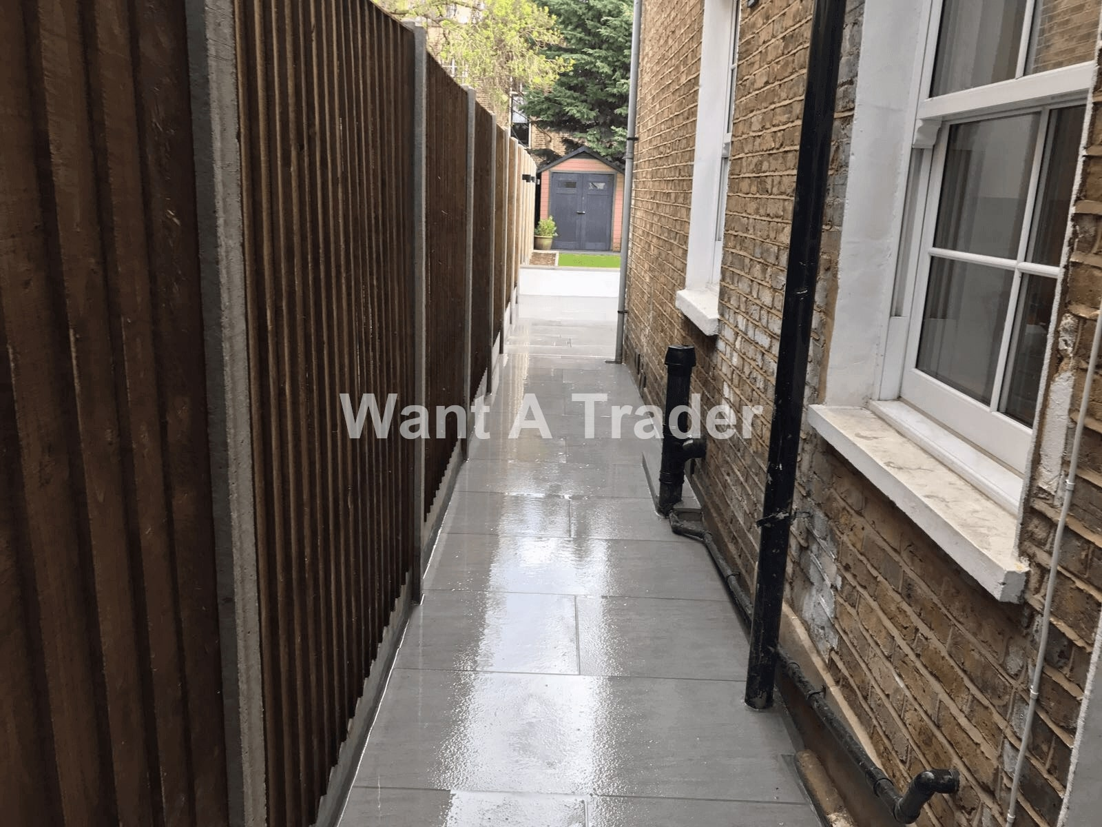Garden Path and Pathway Design and Installation Company Croydon CR0