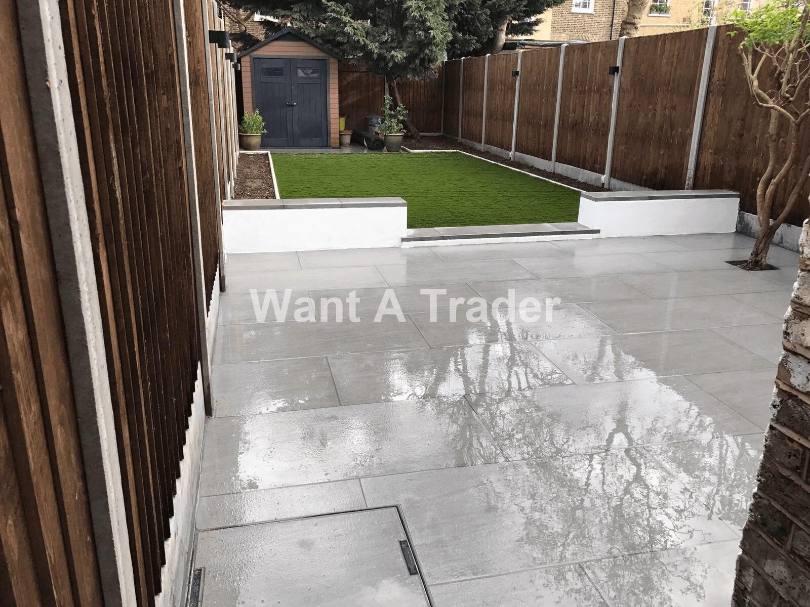 Garden Patio Paving Contractor Croydon CR0