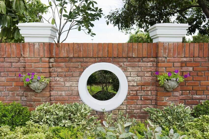 Garden Brick Wall Builders Croydon CR0