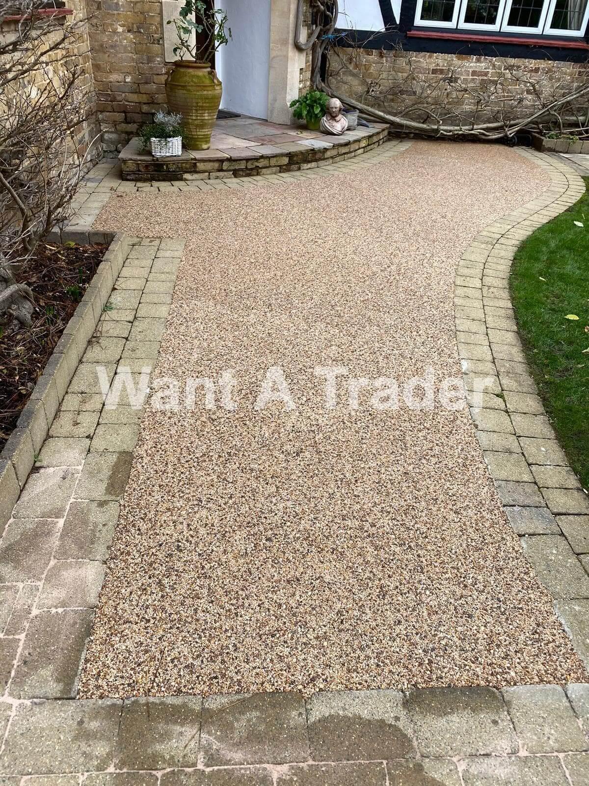 Resin Bound Driveway Company Croydon CR0